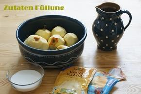 Schwedische Apfeltorte