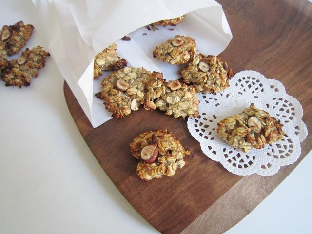 Fitness-Müsli-Kekse