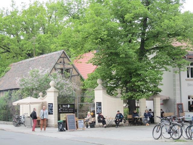 Kees'scher-Park-Kaffee-Kuchen