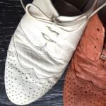 Schuhe-färben