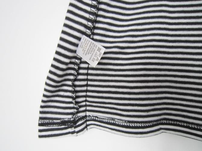T-Shirt-abnähen